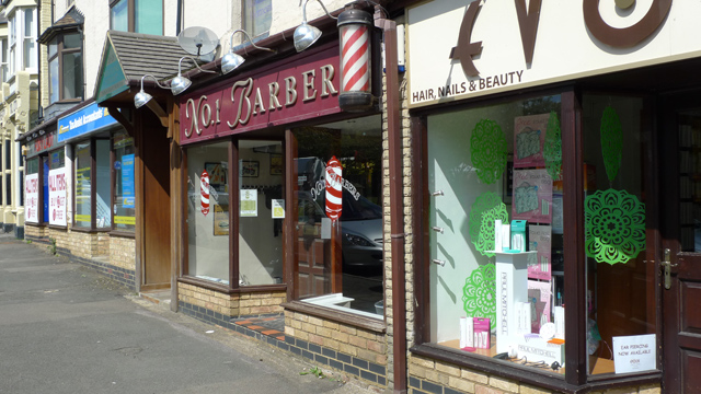 No 1 Barber, High Street South, Fenny Stratford