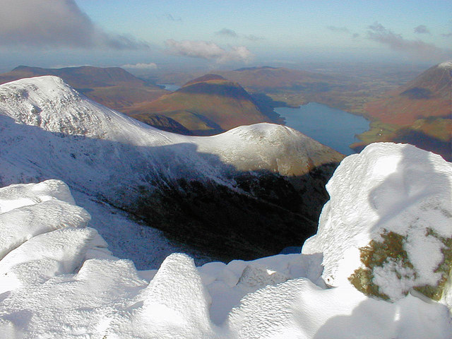 Red Pike from High Stile