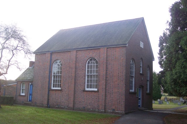 Biddenden Ebenezer Chapel, Bound's Cross