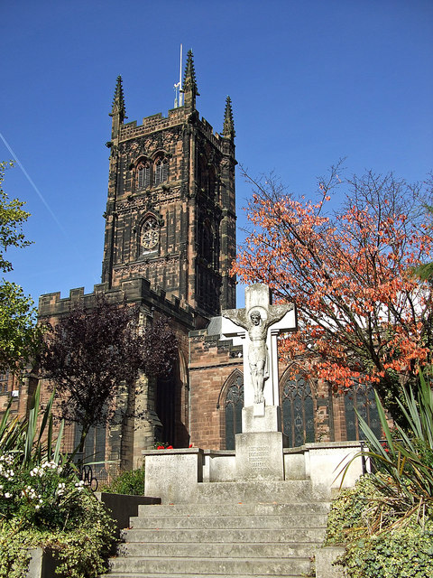 St Peter's Church Wolverhampton
