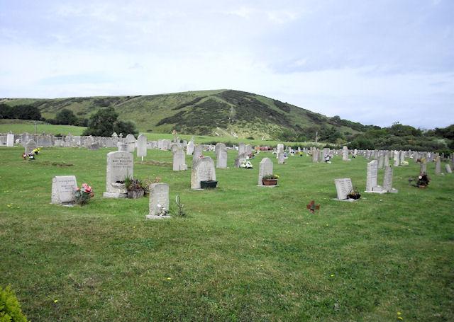 Cemetery, Corfe Castle