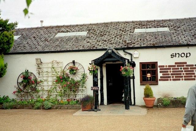 Gretna Green, Old Blacksmith's Shop