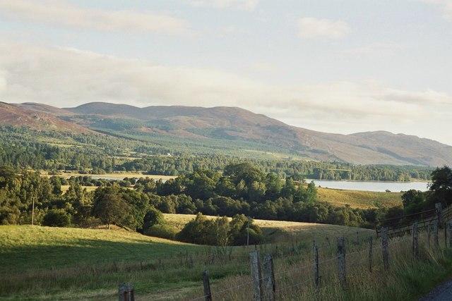 Loch Insh in morning light