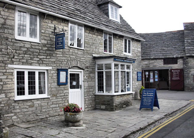 National Trust Tearooms, Corfe Castle