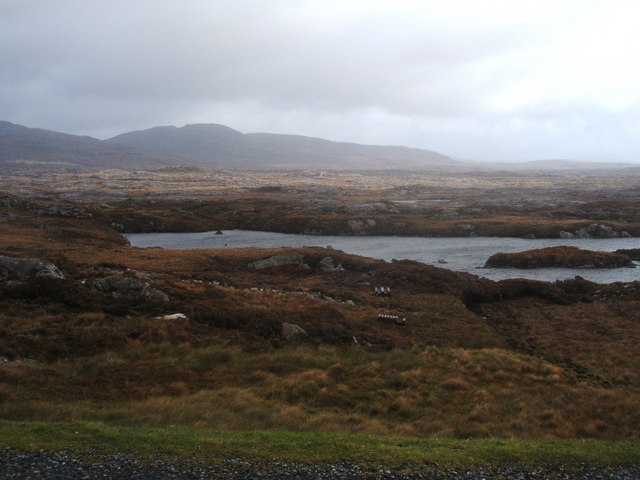 Lochan with pallets