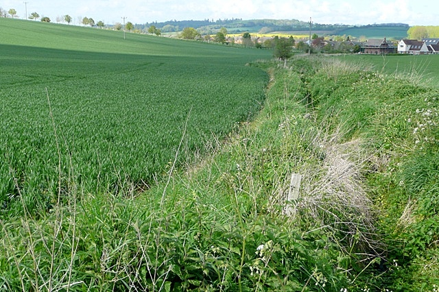 Footpath to Downton