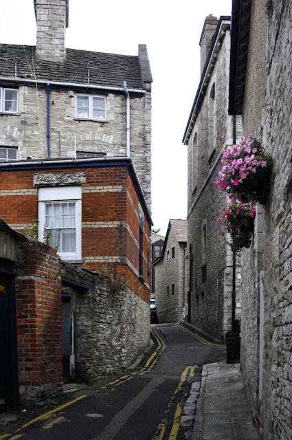 Town Hall Lane, Swanage