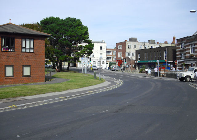 King's Road West, Swanage