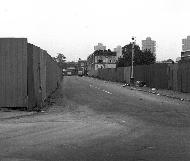 Myatt Road, Camberwell