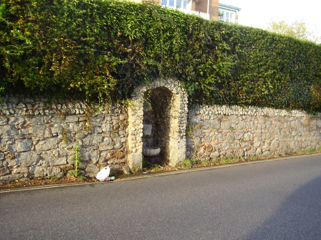 Drinking fountain,Cotmaton Road