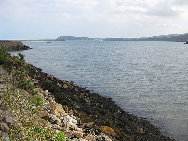 Pembrokeshire Coast Path, Goodwick