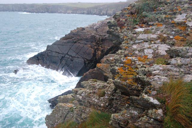 Pen y Cyfrwy headland near Cerfai (1)