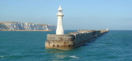 Southern Breakwater of Dover Harbour