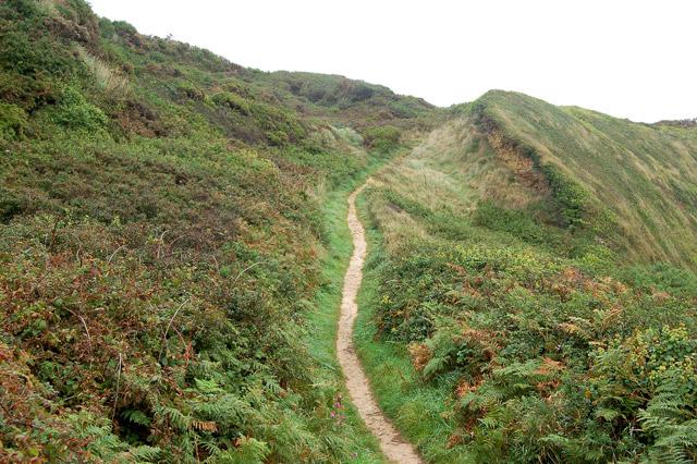 Coastpath near Caerfai (1)