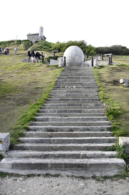The Globe, Durlston Country Park