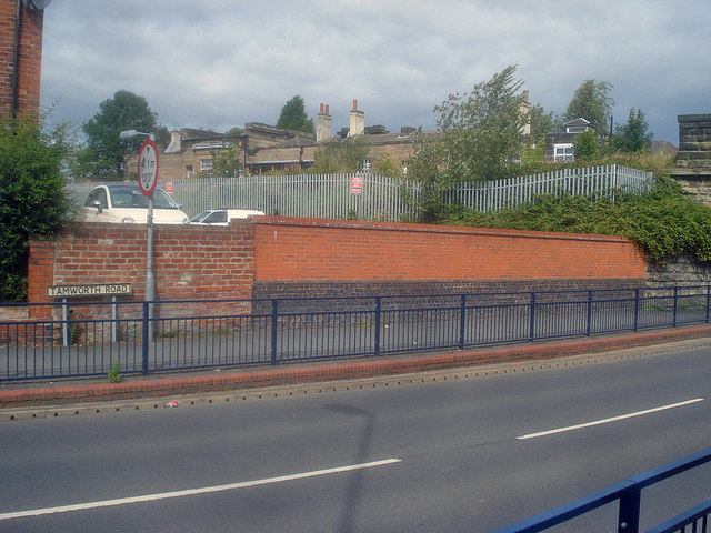 Ashby station