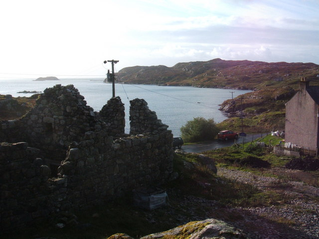 Loch Ghreosabagh
