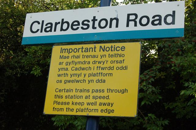 Clarbeston Road railway station photo survey (1)