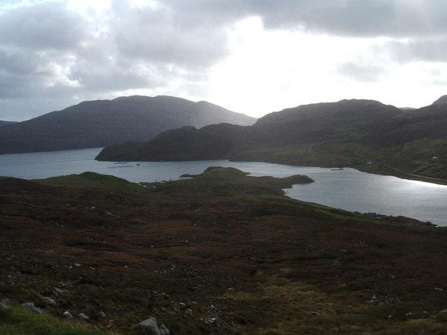 Loch Mharaig