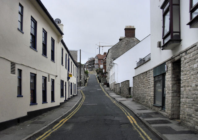 Stafford Street , Swanage