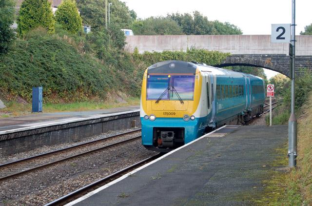 Clarbeston Road railway station photo survey (2)
