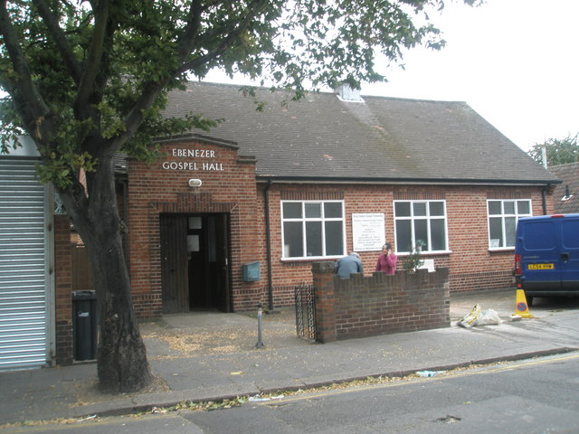 Ebenezer Gospel Hall in Hortus Road