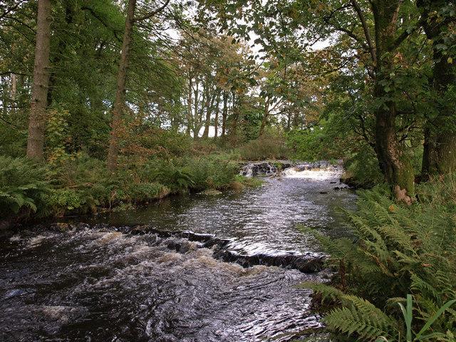 Falls, Gryfe Water