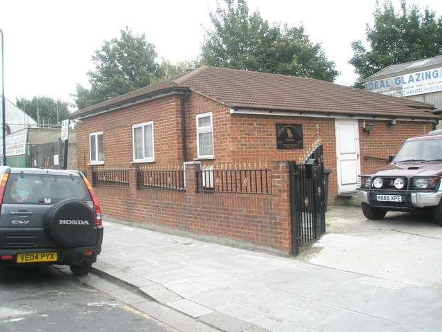 Southall Spiritualist Church in Hortus Road