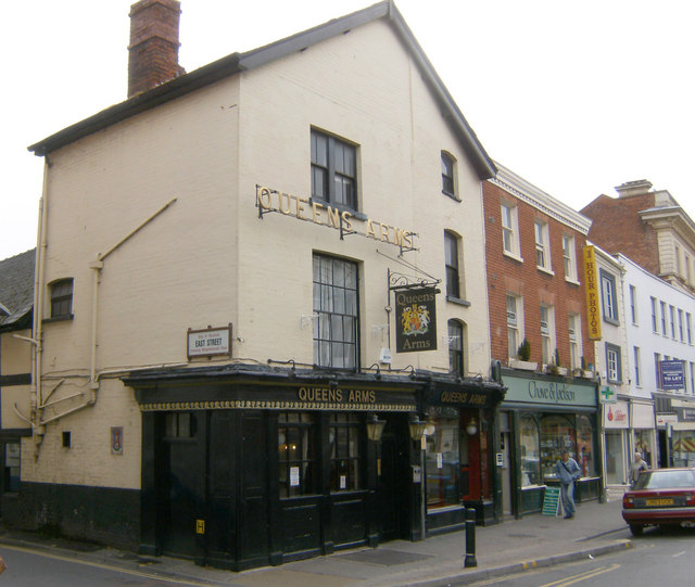 The Queens Arms, Hereford