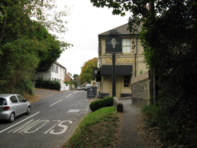 The Royal Oak Poynings