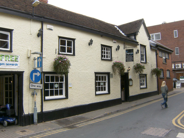 The Stagecoach, West Street, Hereford