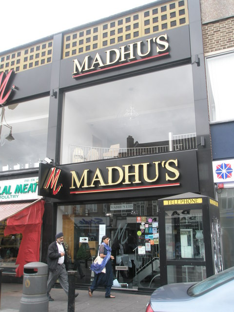 Madhu's in South Road