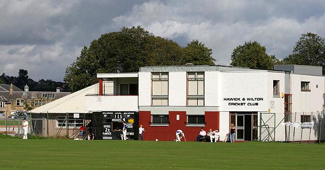 Hawick and Wilton Cricket Club