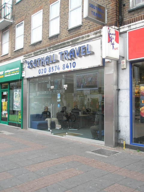Southall Travel in South Road