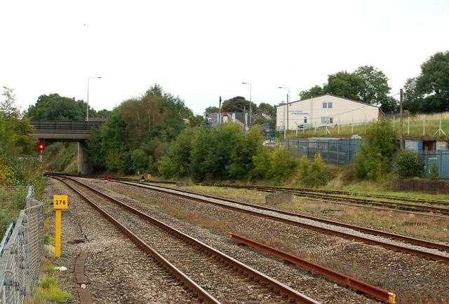 Haverfordwest railway station photo-survey (2)