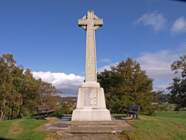 War Memorial, Kilmacolm