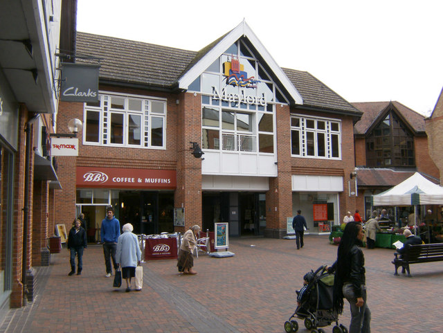 Maylord Centre, Hereford