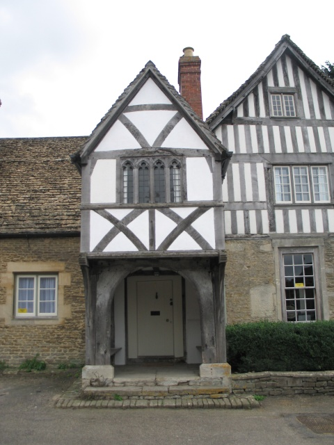 Timber-Framed House at Lacock