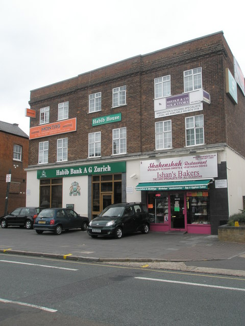 Habib Bank in the High Street