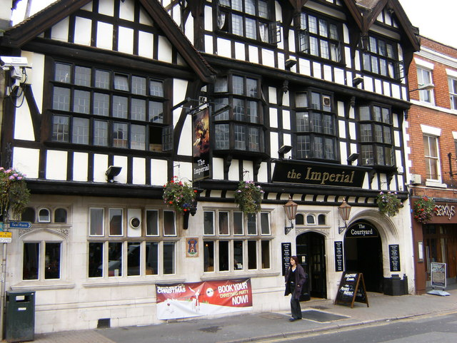 The Imperial, Hereford