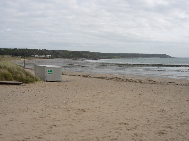 Port-Eynon Bay