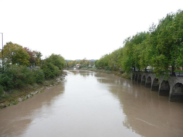 Bristol : The River Avon