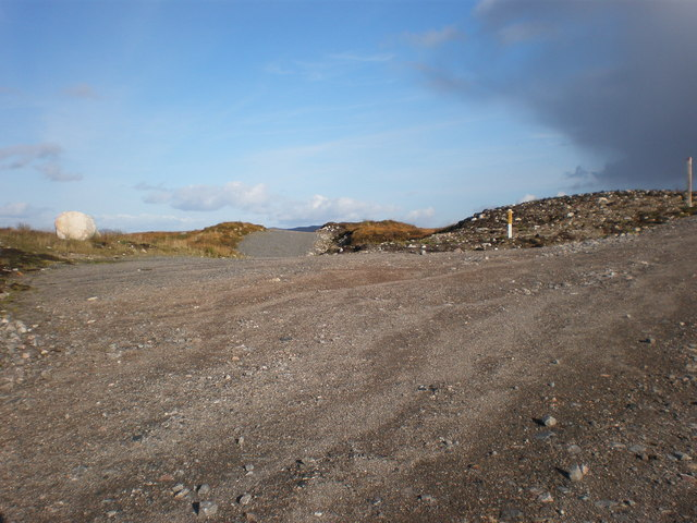 Junction on Windfarm Road
