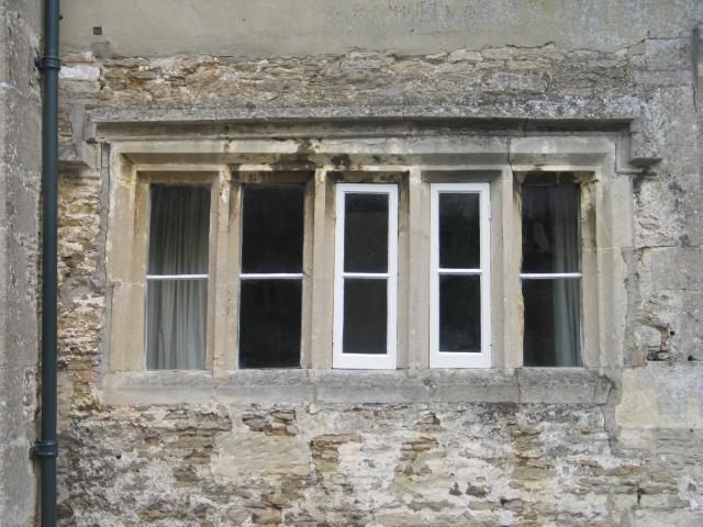 Interesting Window at Lacock