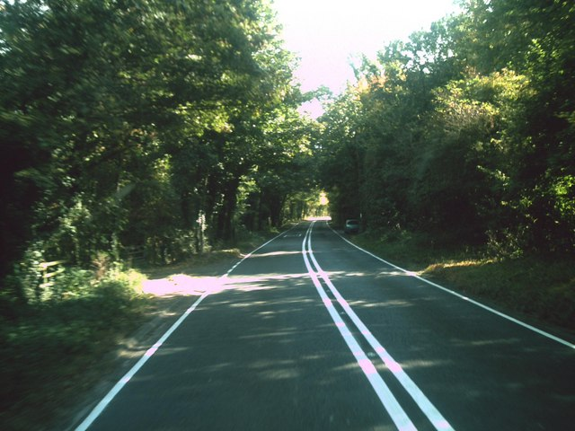 A415 near Cokethorpe School