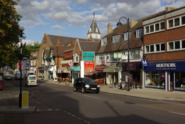 High Road, Loughton