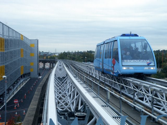 Birmingham Airport rail link