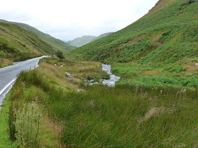 Afon Ystwyth and Cwm Ystwyth