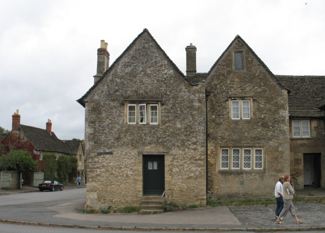 House on High Street at Lacock