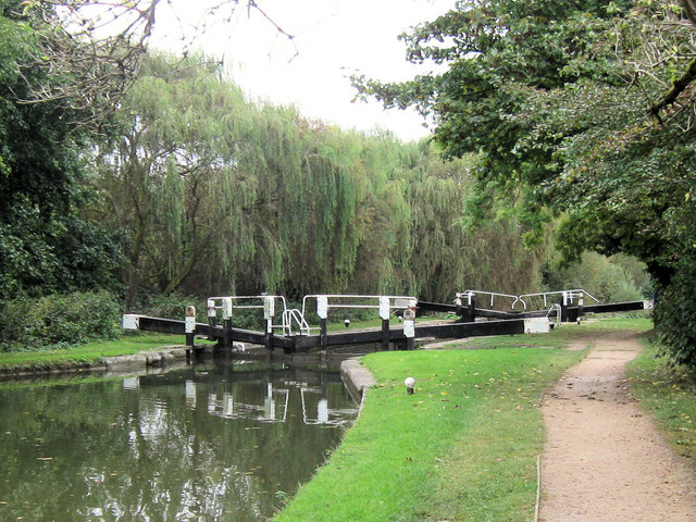 Grand Union Canal: Gas Lock No 51, Northchurch